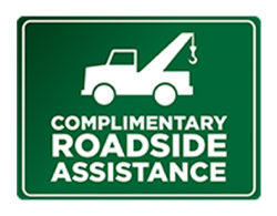 Complimentary Roadside Assistance Logo