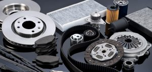 various tire, oil & brake parts