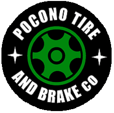 Pocono Tire Brake Co Logo